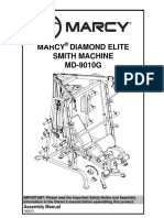 20180621MD-9010G New Assembly Manual