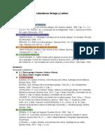 Literaturas Griega y Latina bibliografía
