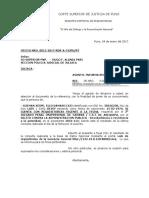 2018 - Oficios de La Policia Judicial - Juliaca