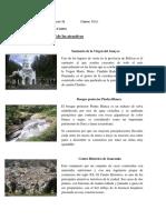 Descripcion Paquete Sierra Centro Jubilados