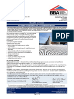 BBA Certificate 14-H218 Securegrid HS Geogrid for Basal Reinforcement (BBA, First Issue, Oct 2018)