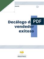 Decálogo Del Vendedor Exitoso