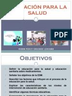 Clase 3b - Educación Para La Salud