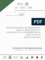 Intervenciones de Enfermeria Para La Prevención y Control de Chagas en El Recien n