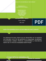 Diapositivas Sistemas de Aseo Urbano