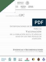 TEMA 21 Intervenciones de Enfermeria Para La Vacunacion en La Poblacion de 0 a 12 Años