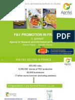 13. DR SAIDA BARNAT, FRANCE - Fresh Fruit and Vegetables Promotion in France
