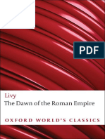 (Oxford World's Classics) Livy_ Waldemar Heckel, J. C. Yardley - The Dawn of the Roman Empire_ Books 31-40-Oxford University Press (2009).epub