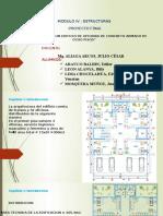 Modulo de Estructuras