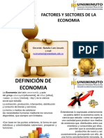 2. Factores de La Economia