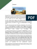 La Fundación de Guayaquil