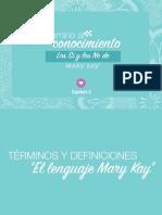 Camino Al Conocimiento Mary Kay