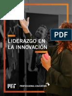Folleto Liderazgo en La Innovacion Mitpe