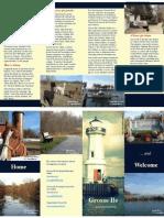 Homework 9 - Hometown Brochure