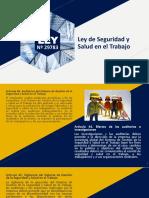 Ley de Seguridad y Salud en El Trabajo