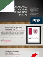 Presentación Jurisprudencia Laboral Relevante en el Derecho Bolviano