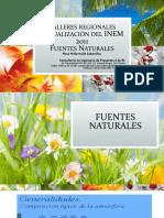 Fuentes Biogenicas de Energia