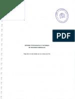 Informe petrogrifico