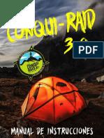 Manual Conqui-raid 3.0