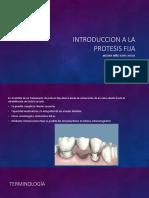 adhesion en la odontologia