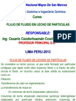 Lecho de Fluidos - Fluidización