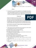 Paso 2 - Ejercitación de La Unidad 1 Trabajo Colaborativo