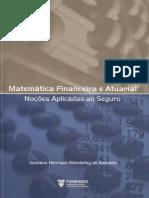 Matemática financeira e atuarial