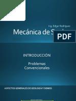 Mecanica de suelos presentación