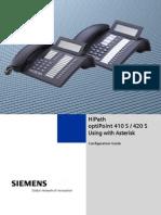 Admin Manual OptiPoint 410-420 Asterisk