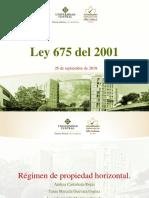 Ley 675 Ultima