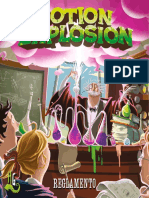 Manual potion explosion