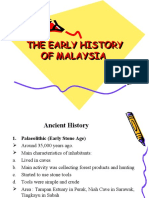 Early History of Malaysia-Chapter 2