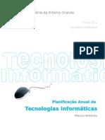 Plan anual TI10
