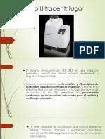 Molino Ultracentrifugo Tecnologia Farmaceutica