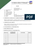 SILABO DE CONSTRUCCIÓN CIVIL