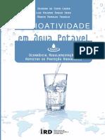 Radioatividade em Agua Potavel.pdf