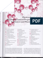 4. Physicochemical Properties and Biopharmaceutics