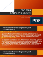Engineering society lecture note 6.7