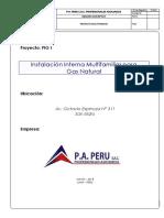 1.- Memoria Descriptiva - Octavio Espinoza 311