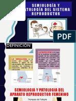 Semiología y Patología de Las Enfermedades