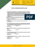Examen de Confiabilidad y Mantto SMRP