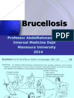 Brucellosis Lecture