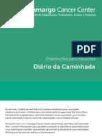 Manual Diario Caminhada