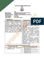 RPP Pembibitan Dan Kultur Jaringan Tanaman 11 Smk Atph