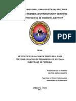 MÉTODO DE EVALUACIÓN EN TIEMPO REAL PARA PREVENIR COLAPSOS DE TENSIÓN EN LOS SISTEMAS ELÉCTRICOS DE POTENCIA.pdf