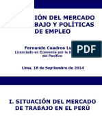Clase Políticas de Empleo 18.09.14