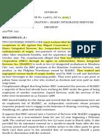 9-13 Smc v Maerc Integrated Services
