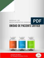 Medicamentos Endovnosos Unidad de Pacien