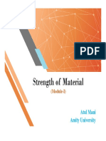 Strength of Material Notes