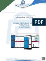 COTIZACIÓN 1953-2019 Factura Peruana